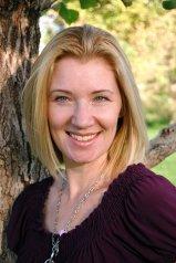Amber Scott, author